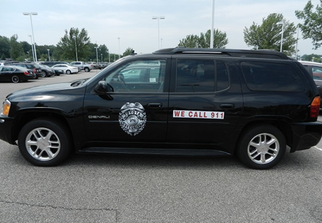 Security Vehicle