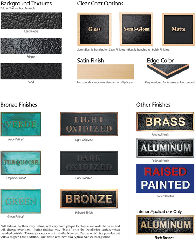 texturesFinishes
