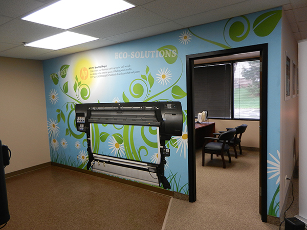 Wall Murals Precision Signs Amp Imaging Burnsville