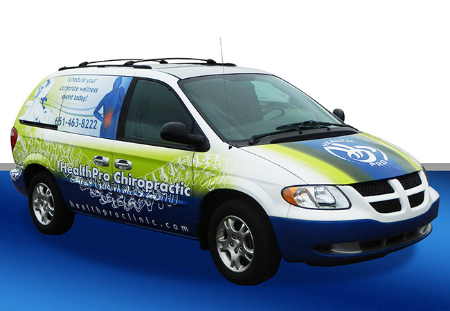 Vehicle wraps are one of the most cost-efficient ways to advertise and, when done right, have a head-turning effect that can't be matched.